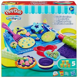Hasbro Play-Doh Sweet Shoppe Cookie Creations PD-B0307EU60 price in Pakistan