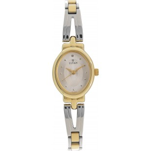 Titan Karishma Revive Women's Watch Two Tone (2594BM01) price in Pakistan