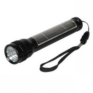 Solar Powered Flashlight Metal Torch price in Pakistan
