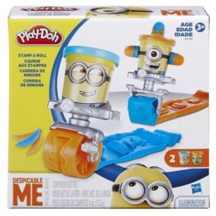 Hasbro Stamp and Roll Set Despicable Me Minions PD-B0788EU40  price in Pakistan