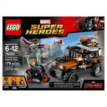 Lego 76050 Crossbones Hazard Heist-16