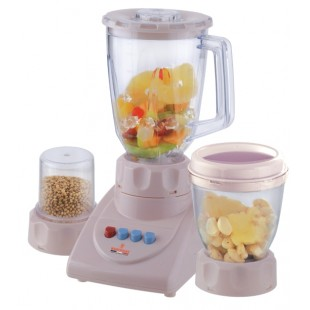 West Point Blender Dry & Chopper Mill (3 in 1) WF-7382 Off-White Color price in Pakistan