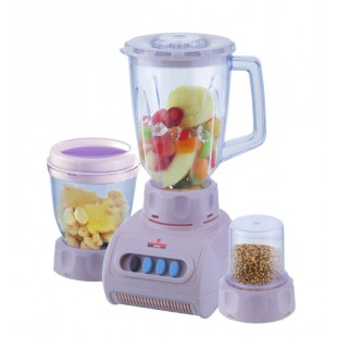 West Point Blender Dry & Chopper Mill (3 in 1) WF-9492 Off-White Color (New) price in Pakistan