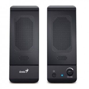 GENIUS Active Black Stereo Speaker SP-U120 price in Pakistan