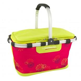 Campingaz Pink Daisy Market Basket 22L price in Pakistan
