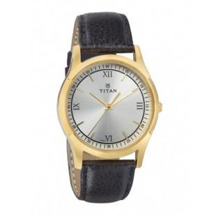 Titan Analog Multiclolor Dial Men Watch - 1636YL01 price in Pakistan