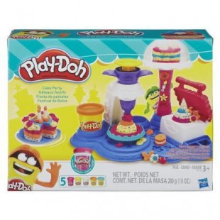 Hasbro Play-Doh Cake Party PD-B3399EU40 price in Pakistan