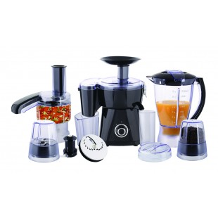 West Point Food Processor 9 In 1 Black Color WF-3804 price in Pakistan