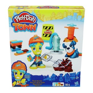 Hasbro Playdoh Town Figure And Pet PD-B3411EU41 price in Pakistan