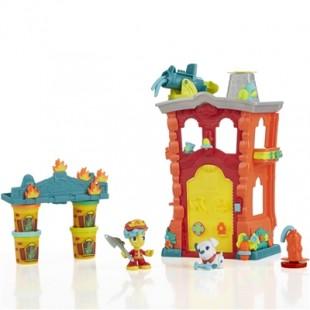 Hasbro Play-Doh Town Firehouse PD-B3415EU40 price in Pakistan