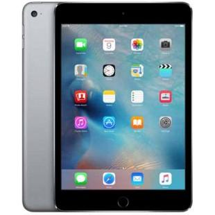 """Apple iPad Mini 4 - 64GB 2GB 8MP Camera (7.9"""") Retina display Wi-Fi + 4G Grey price in Pakistan"""