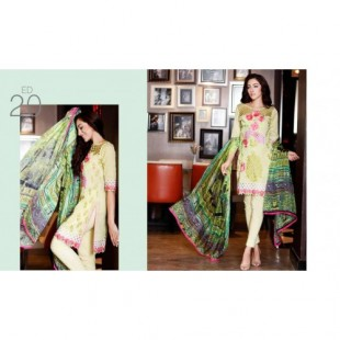 Charizma by Riaz Arts Eid Collection CR16E 20 price in Pakistan