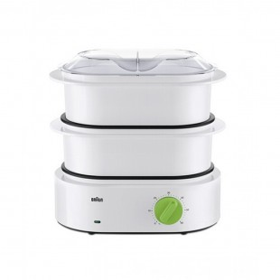 Braun Tribute Collection Food Steamer (FS-3000) price in Pakistan