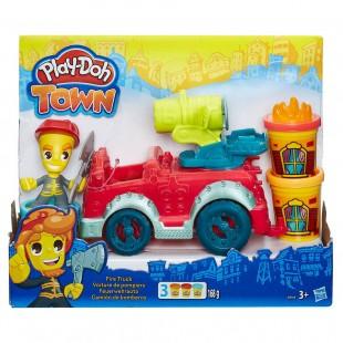 Hasbro Play-Doh Town Fire Truck PD-B3416EU40 price in Pakistan