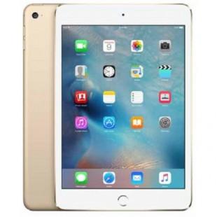 """Apple iPad Mini 4 - 128GB 2GB 8MP Camera (7.9"""") Retina display Wi-Fi + 4G Gold price in Pakistan"""