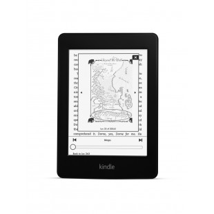 """Amazon Kindle Paperwhite 3G 6"""" with Built-in Light, Free 3G + Wi-Fi price in Pakistan"""