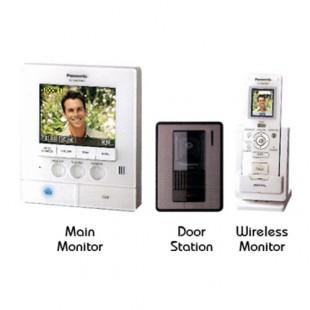 Panasonic VL-SW250BX Wireless Video Intercom System price in Pakistan