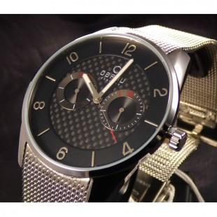 Obaku Men Steel Watch V171GMCBMC price in Pakistan