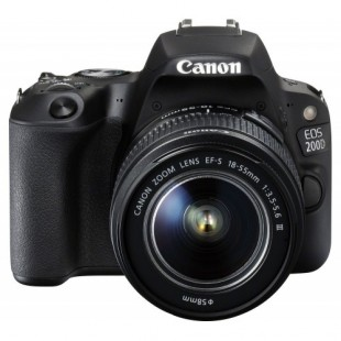 Canon EOS 200D DSLR Camera with 18-55mm IS STM Lens price in Pakistan