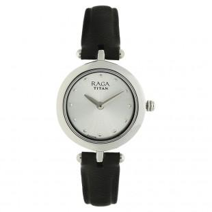 Titan Analog Silver Dial Women's Watch-2553SL01 price in Pakistan