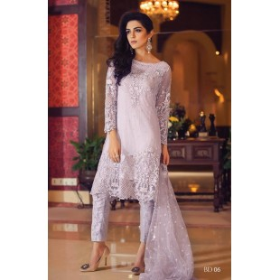 Maria.B MBROIDERED Collection (Unstitched) BD: 6 price in Pakistan