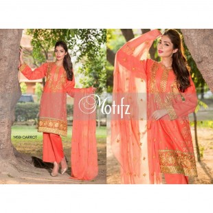 Motifz by Sanaulla MT16E 1459 Carrot price in Pakistan