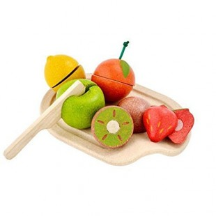 Plan Toys Activity Assorted Fruit Playset price in Pakistan