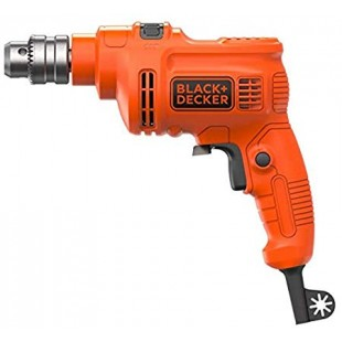 Black+Decker Single Speed Hammer Drill, 550W, Kr5010-B5 price in Pakistan