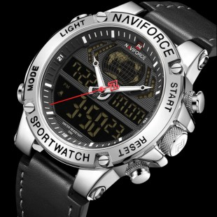 Naviforce Dual Time Edition Watch 4 Colours 2019 (NF-9164) price in Pakistan