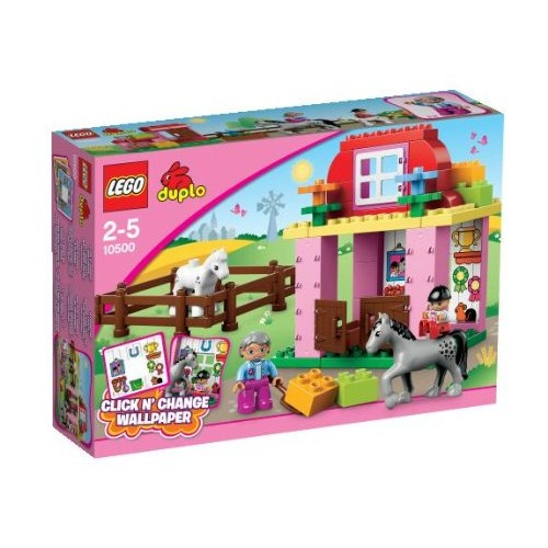 Lego Horse Stable SKU: 10500