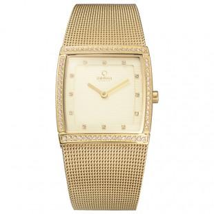 Obaku Women Watch (Golden) V172LEGGMG price in Pakistan