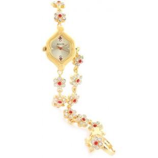 Titan Sonata Analog Gold Dial Women's Watch - 8128YM01 price in Pakistan
