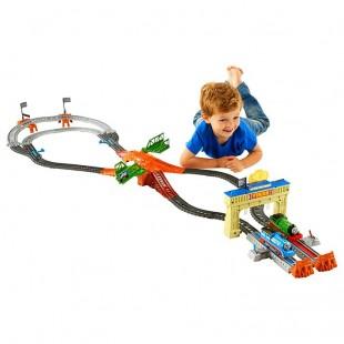 Mattel THO-BHR97 Thomas & Percy's Railway   price in Pakistan