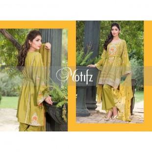 Motifz by Sanaulla MT16E 1458 Olive-Green price in Pakistan