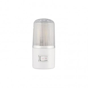4 LED Wall Mounting Bedroom Night Lamp Light US Plug Lighting Bulb AC 1W price in Pakistan