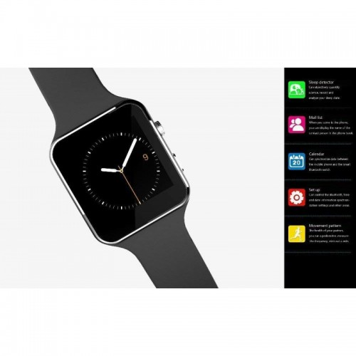 X6 Bluetooth Smart Watch For Android IOS