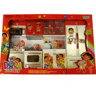 Dora Explorer Kitchen Large Size Toy price in Pakistan