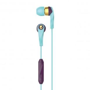 Skullcandy S2IKHY-397 In-Ear Headphones with Earbud, Mic & Remote, Robin/Smoked Purple price in Pakistan