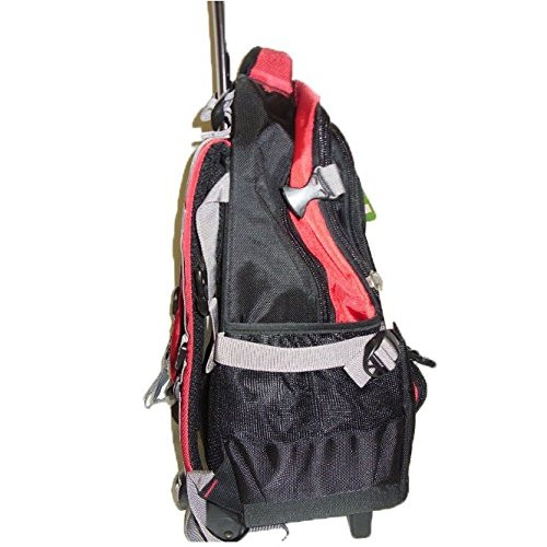 c6bf0fa71b41 Power In Eavas Trolley Backpack RED Power In Eavas Trolley Backpack RED ...