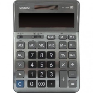 Casio DM-1600F Desktop Calculator price in Pakistan