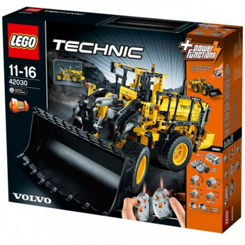 Ongekend Lego 42030 Remote-Controlled VOLVO L350F Wheel Loader price in LT-14