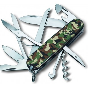 Victorinox Huntsman  Swiss army knife No. of functions 15 Camouflage 7611160104267 price in Pakistan