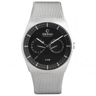 Obaku Men Watch V176GMCBMC (Jord Onyx) price in Pakistan