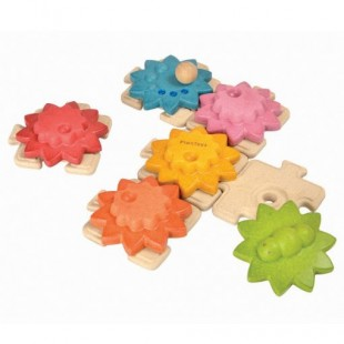 Plantoys PT5634 Gears & Puzzles-Standard price in Pakistan