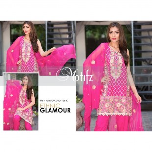 Motifz by Sanaulla MT16E 1457 Pink price in Pakistan