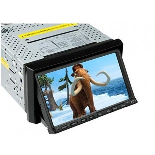 Touch Screen Radio Stereo LELEC 7 Inch 2Din Bluetooth DVD Player price in Pakistan