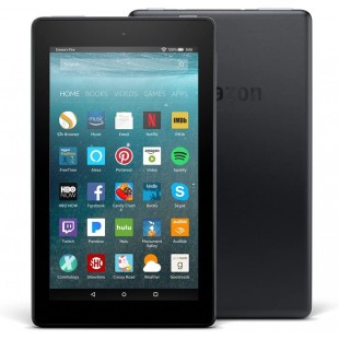 "Amazon kindle fire 7.0"" 7th generation 1GB, 16GB (Box packed with original accessories) price in Pakistan"
