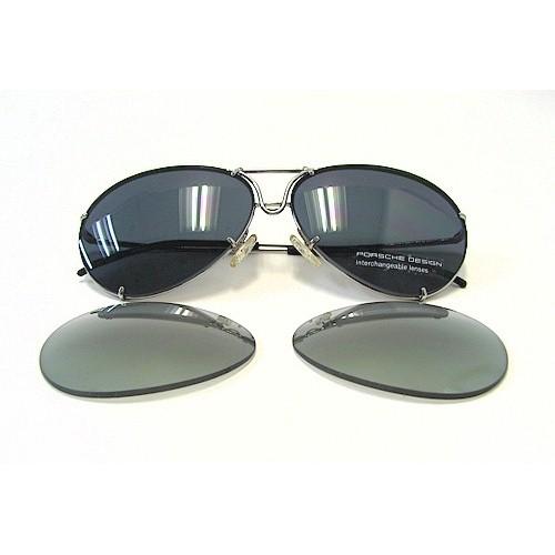777bd815608 Porsche Design Sunglasses P 8433 C Gunmetal Frame price in Pakistan ...
