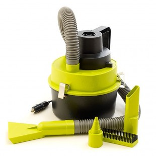 Shift3 12V DC Canister Outdoor Vacuum price in Pakistan