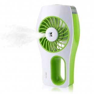 Handheld USB Mini Misting Fan with Personal Cooling Humidifier price in Pakistan